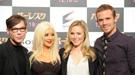 Christina Aguilera, rendida a la 'genuina' Cher en el musical 'Burlesque'