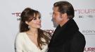 Brad Pitt y Angelina Jolie, en una luna de miel en el estreno de 'The Tourist'