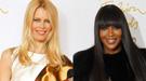 Naomi Campbell y Claudia Schiffer, belleza innata