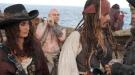 Penélope Cruz y Johnny Depp en las primeras imágenes de 'Piratas del Caribe 4'