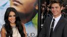 El fin del romance de oro de Zac Efron y Vanessa Hudgens