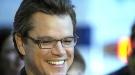 Matt Damon, decepcionado y sin nominaciones a los Globos de Oro