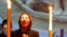 Estrella Morente dedica un cante desgarrador a su padre, que ya descansa junto a la Alhambra