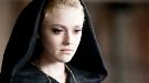 Dakota Fanning, de cachondeo durante el rodaje de 'Amanecer'