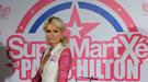 Paris Hilton, en Madrid para presentar su equipo de MotoGP y salir de fiesta