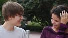 Justin Bieber y Selena Gomez, pura química y complicidad en Miami