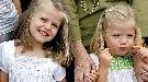 Letizia y Felipe generan incomodidad durante la actuación navideña de sus hijas