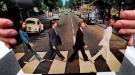 El paso de cebra de Abbey Road, declarado patrimonio histórico