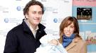 Ana Aznar luce sonrisa y figura tras dar a luz a su cuarto hijo, Alonso