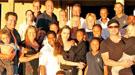 Brad Pitt y Angelina Jolie felicitan el año 2011 desde Namibia junto a sus hijos