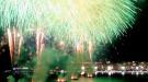 Río de Janeiro recibe el 2011 con su mayor espectáculo pirotécnico