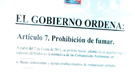 Multas de hasta 600 mil euros para los restaurantes que permitan fumar