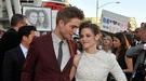 Robert Pattinson y Kristen Stewart, Nochevieja por todo lo alto