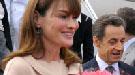 Carla Bruni espera tener un hijo con Nicolás Sarkozy este 2011