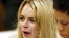 Lindsay Lohan se apunta al gimnasio mientras se decide si volverá a la cárcel