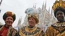 Cabalgata de Reyes 2011: ¡Ya vienen los Reyes Magos de Oriente!