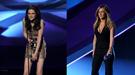Jennifer Aniston y Kristen Stewart, bellas y sexys en los People's Choice Awards 2011