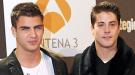 Maxi Iglesias y Luis Fernández, dos chicos de infarto en el estreno de 'Los protegidos' en 3D