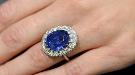 El anillo de compromiso del príncipe Guillermo y Kate Middleton se puede conseguir por medio dólar
