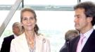 La Infanta Elena podría compatibilizar trabajo y amor con su jefe Fernando Garrido