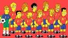 El éxito de 'La Roja' en el Mundial de Sudáfrica llega hasta 'Los Simpson'