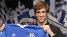Fernando Torres, muy feliz en el mejor momento de su carrera tras fichar por el Chelsea