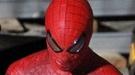 Andrew Garfield, como pez en el agua enfundado en el traje de Spiderman