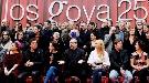 Antes de los Goya 2011: zapatos de cine y caminar por el 'Paseo de la Fama' madrileño
