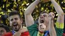 'La Roja', ganadora del Mundial de Sudáfrica, Premio Laureus 2011 al 'Mejor Equipo'