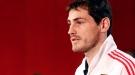 Iker Casillas, agradece emocionado la 'Medalla de Oro' entregada a la Selección española