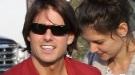 Tom Cruise se divierte con su familia ajeno al escándalo de la iglesia de la Cienciología