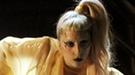 Lady Gaga 'da el cante' en la fiesta Post-Grammy 2011