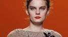 Kina Fernández apuesta por prendas de lana, calientes y vaporosas en Cibeles 2011