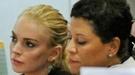 Lindsay Lohan, cara a cara con la Justicia por el caso del collar de 2.500 dólares