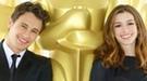 James Franco y Anne Hathaway, preparados para los Oscar 2011