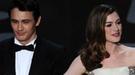 James Franco y Anne Hathaway, abucheados por la crítica tras los Oscars 2011