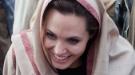 Angelina Jolie visita por sorpresa Afganistán para ayudar a los niños refugiados