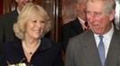 Los Príncipes Felipe y Letizia, anfitriones del Príncipe Carlos y Camilla en España