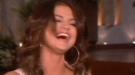 Ellen DeGeneres pone en un aprieto a Selena Gomez: Justin y ella 'no son como hermanos'