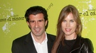 Luis Figo y Helen Swedin amadrinan la fundación 'Vencer al cáncer'