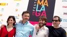 La crisis inmobiliaria de 'Cinco metros cuadrados' gana el Festival de Málaga