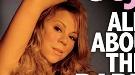 Mariah Carey posa desnuda y embarazada para la revista 'Life & Stile'