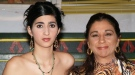 Lolita y su sobrina Alba Flores ya presumen de su Premio de Cultura Gitana 2011