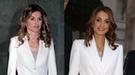 Los Príncipes Felipe y Letizia visitan de nuevo a Rania de Jordania