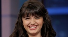 Rebecca Black sigue los pasos de Justin Bieber: 'Friday' se cantará en 'Glee'