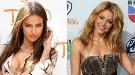 El clásico de novias: Irina Shayk capitana del Real Madrid y Shakira del Barça