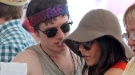 Ashley Greene y Vanessa Hudgens con sus 'amigos' en el Festival Coachella Valley Music and Arts