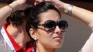 Xisca Perelló, volcada con la victoria de Rafa Nadal en el Masters de Montecarlo