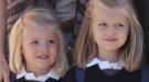 Leonor y Sofía, de vacaciones con los Príncipes Felipe y Letizia en Roma