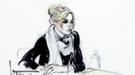 Lindsay Lohan, furiosa por su detención y condena por robo